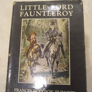 Vintage copy of Little Lord Fauntleroy